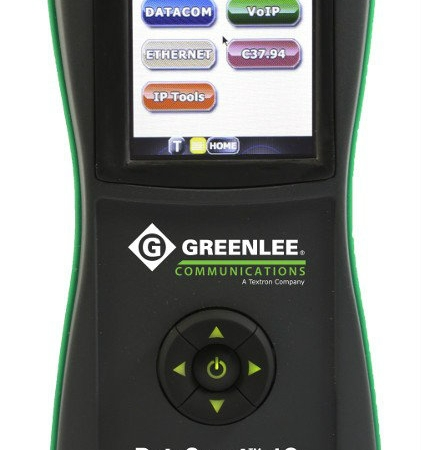 Greenlee DataScout 1G-PDH1 - анализатор PDH (поток E1)