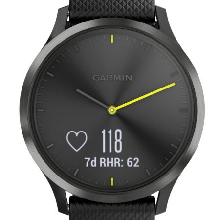 Часы Garmin Vivomove HR Sport Black