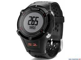 Часы Garmin Approach S2 Black