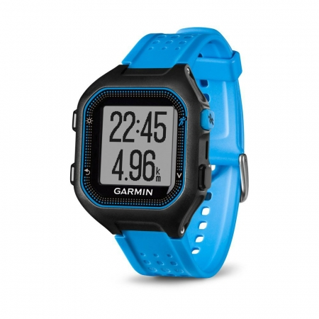 Часы Garmin Forerunner 25 GPS Black/Blue