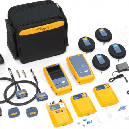 Кабельный тестер Fluke DSX-8000-ADD для сертификации СКС