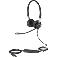 Гарнитура Jabra BIZ 2400 II Duo USB (art. 2499-823-309)