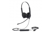 Гарнитура Jabra BIZ 1500 Duo USB (art. 1559-0159)
