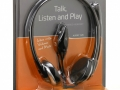 Мультимедийная гарнитура для компьютера Plantronics Audio 326 p\n PL-A326